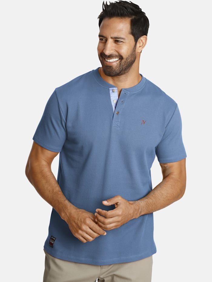 Jan Vanderstorm Jan Vanderstorm T-Shirt REYK, blau