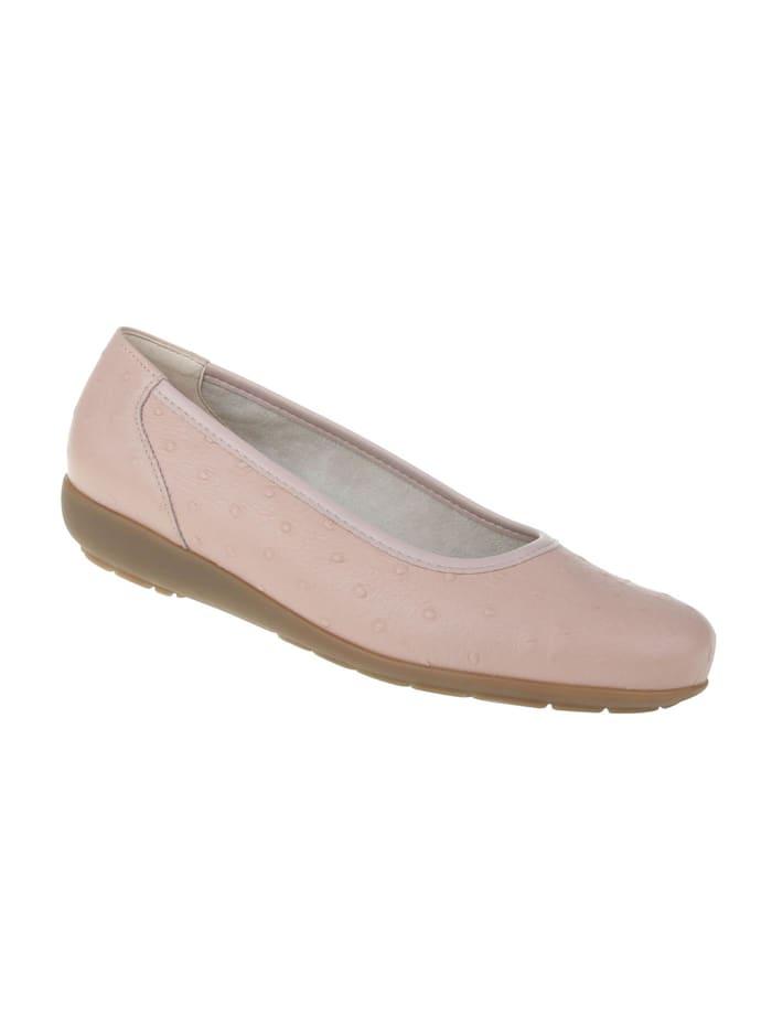 Natural feet Ballerina Celine, Rosa