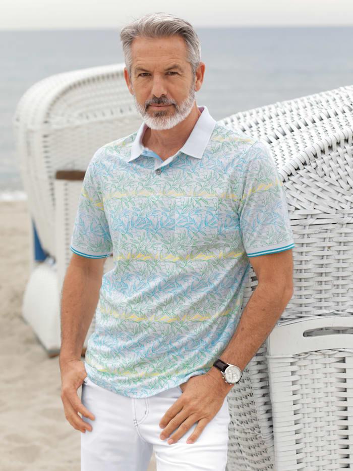 BABISTA Poloshirt mit hervorragenden Materialeigenschaften, Grün/Türkis