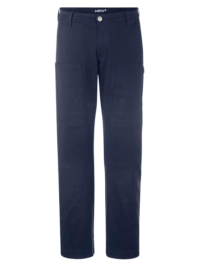 Men Plus Cargo nohavice v špeciálnom strihu, Námornícka