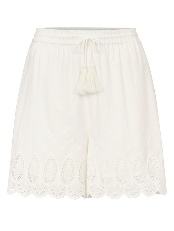 SIENNA Shorts, Off-white