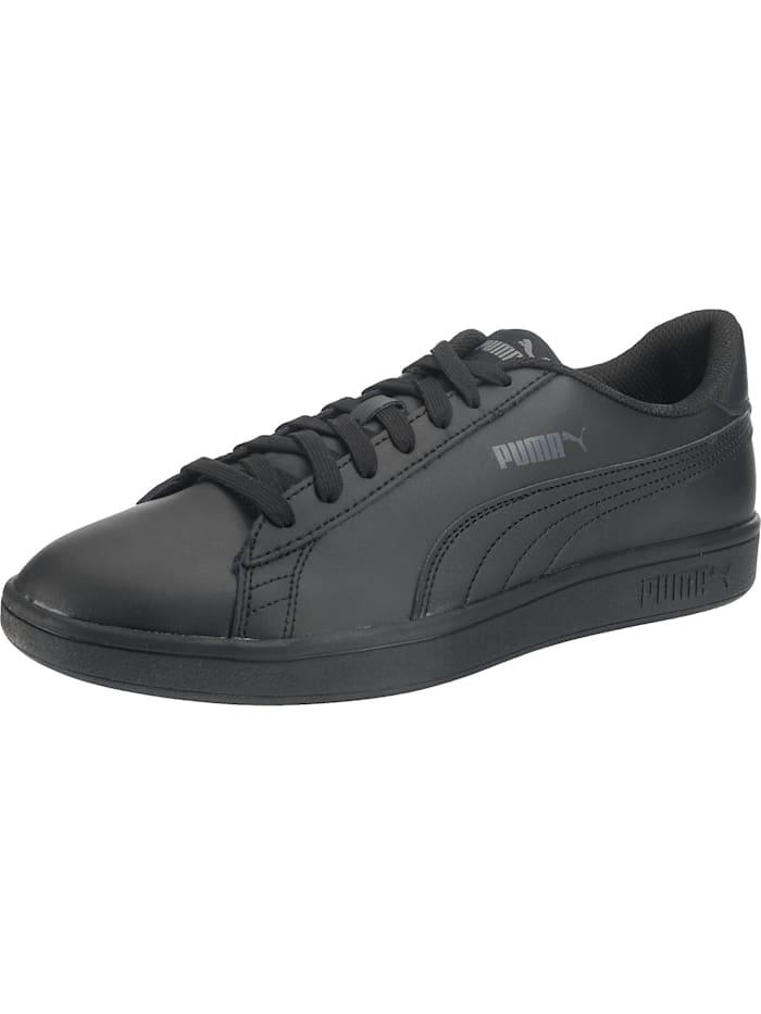 Puma Smash V2 L Sneakers Low, schwarz