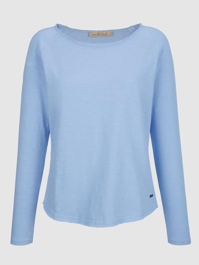 Sweat-shirt en coton léger