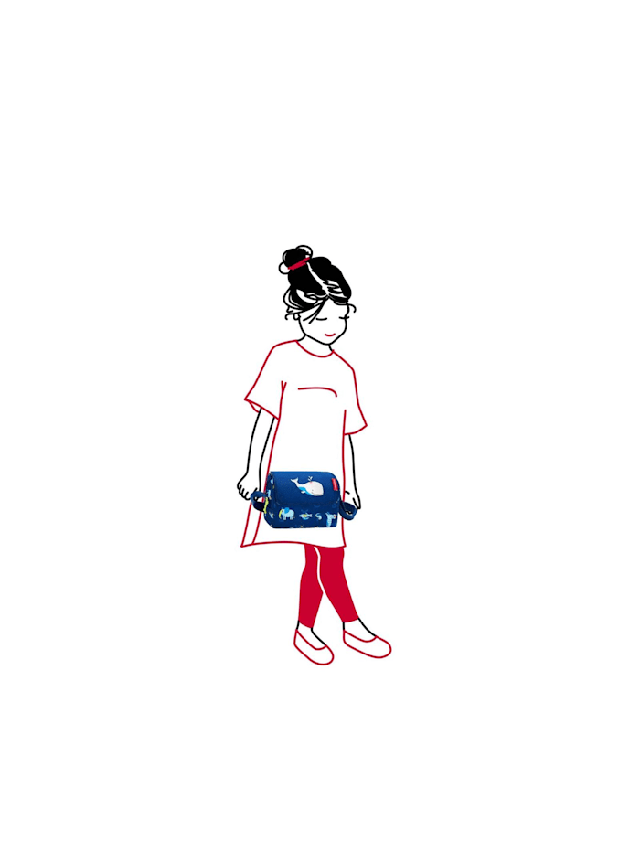 Umhängetasche everydaybag kids