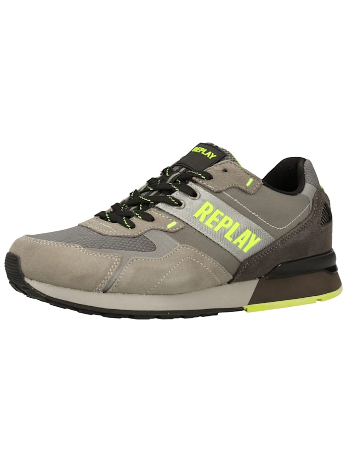 REPLAY REPLAY Sneaker, Hellgrau