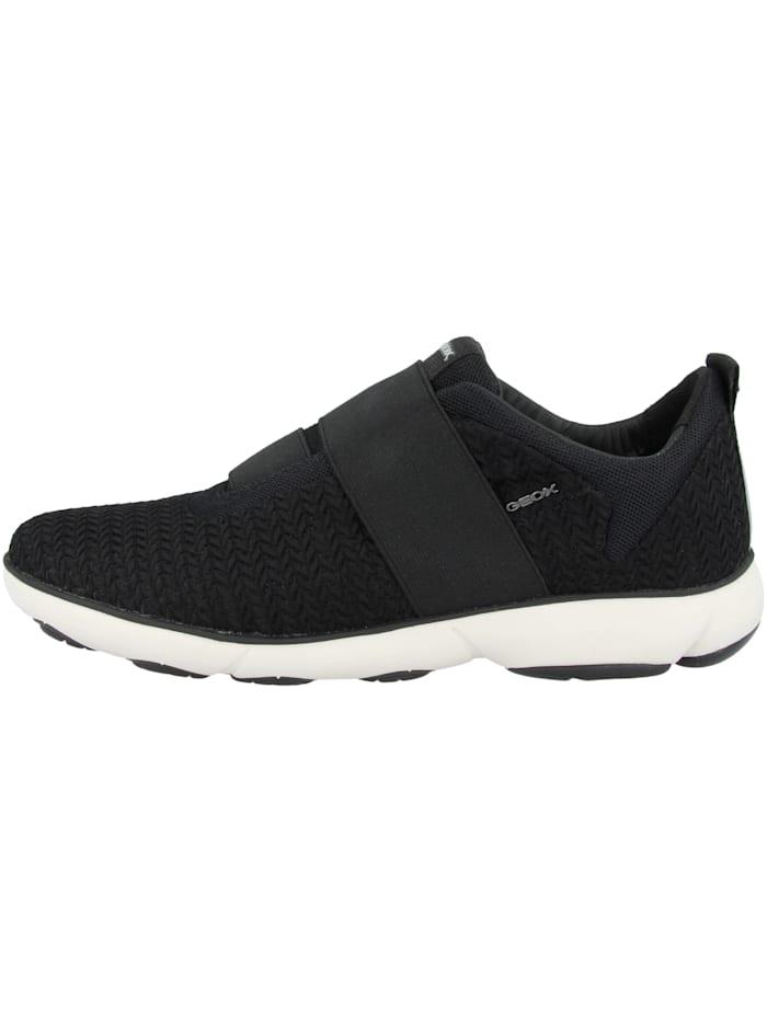 Geox Sneaker low D Nebula B, schwarz