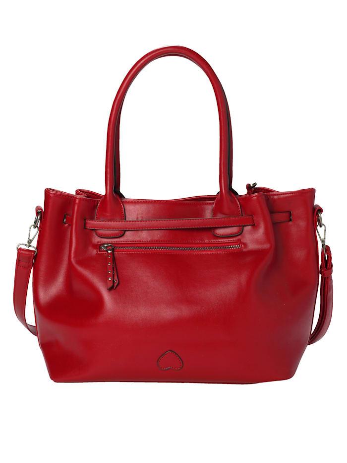 Handbag in a standout design