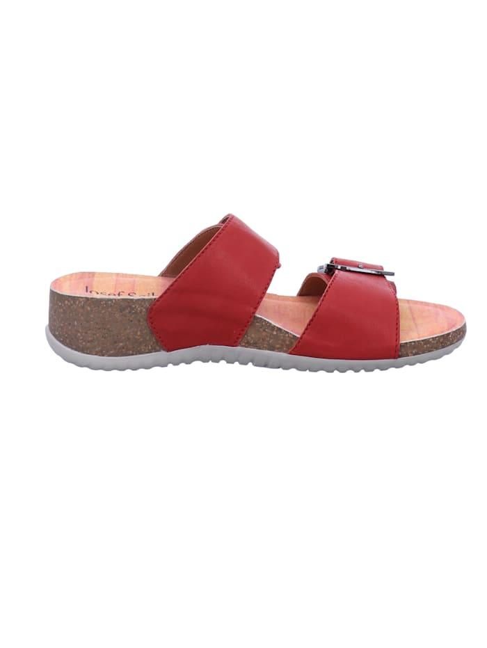 Damen-Sandale Natalya 15, rot