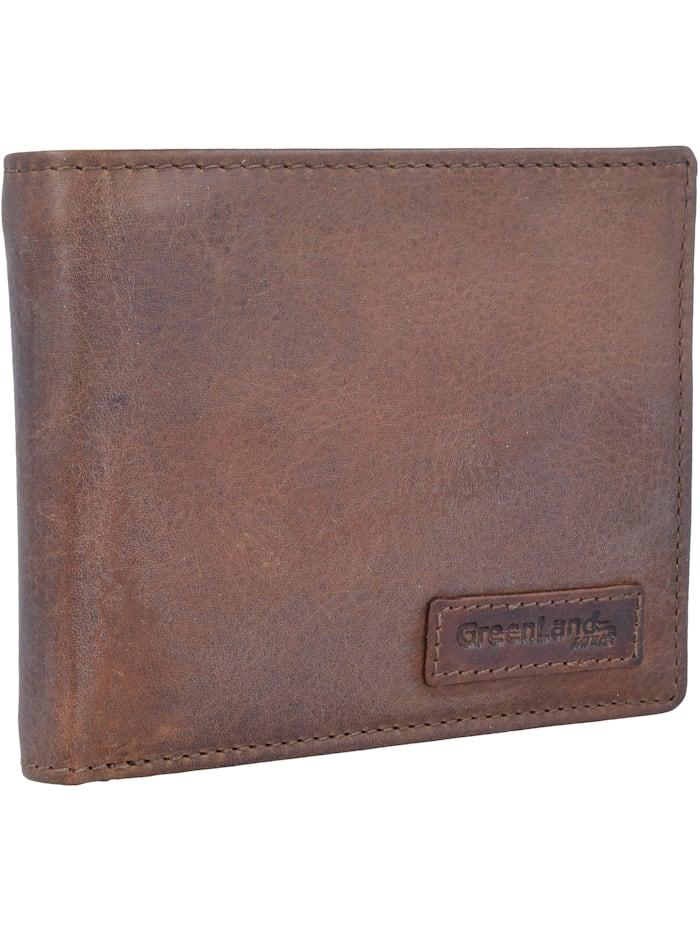 Soft & Safe Geldbörse RFID Leder 12 cm