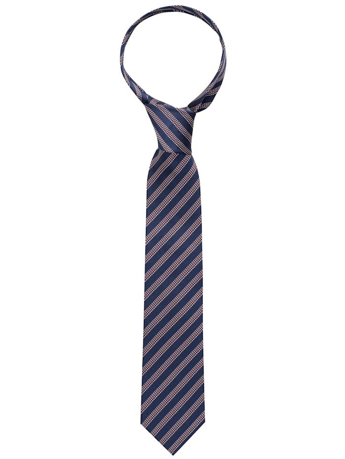 Eterna Eterna Krawatte breit, blau