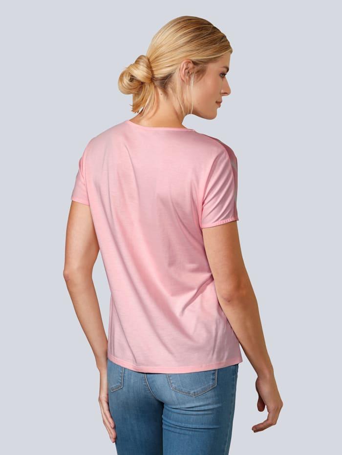 T-Shirt im Batikdruck