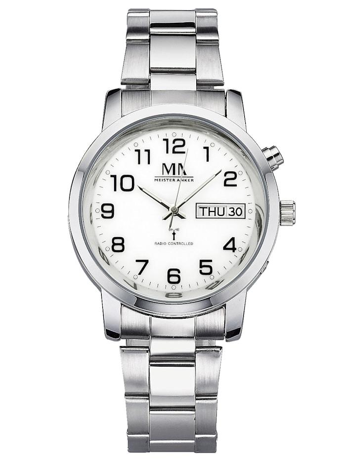 Meister Anker Pánske hodinky, Strieborná