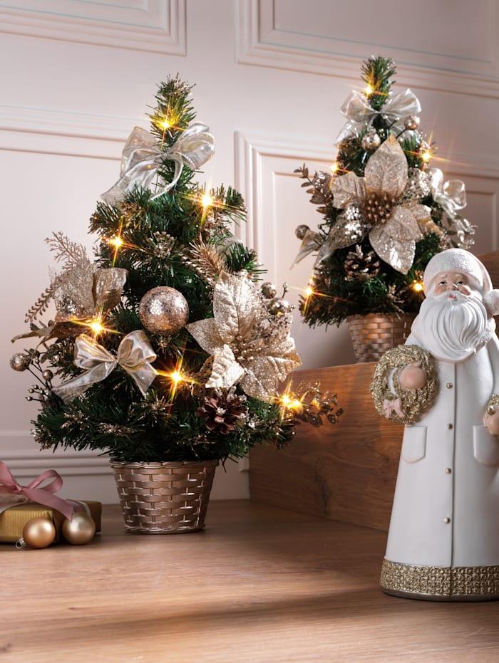 Petit sapin de Noël à LED
