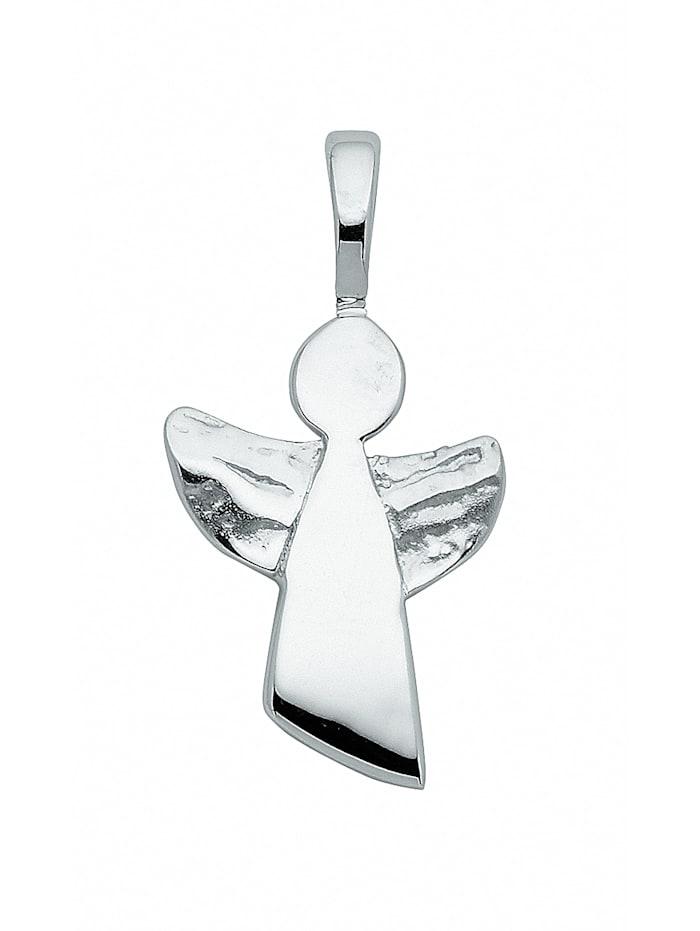 1001 Diamonds Damen Silberschmuck 925 Silber Anhänger, silber