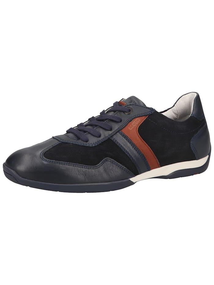 Lloyd Lloyd Sneaker Lloyd Sneaker, Blau/Rot