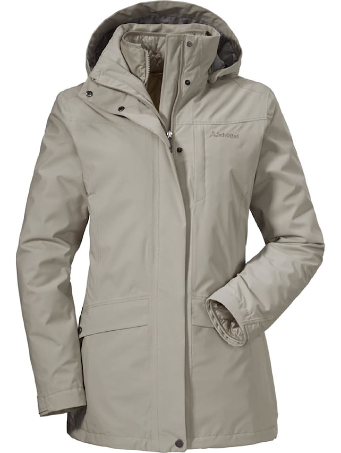 Schöffel Jacke 3in1 Jacket Venetien1