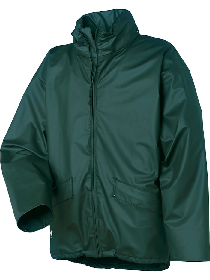 Bekleidung Voss Regenjacke dunkelgrün