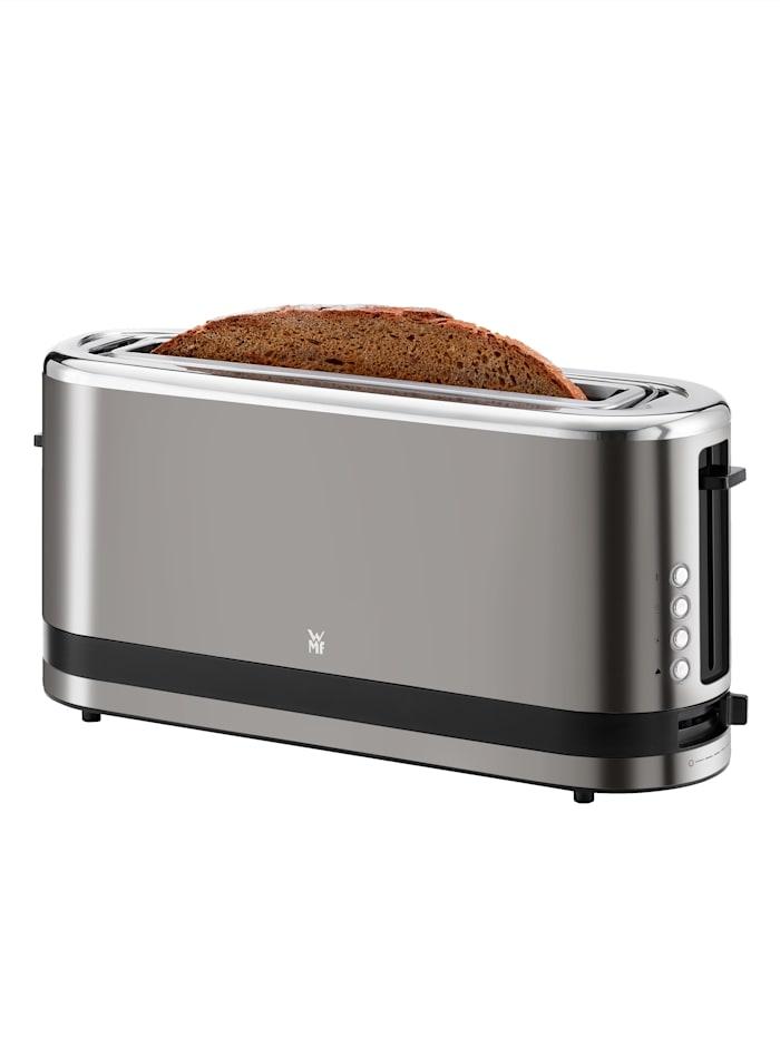 WMF Langschlitz-Toaster 'KÜCHENminis', Grau/Schwarz
