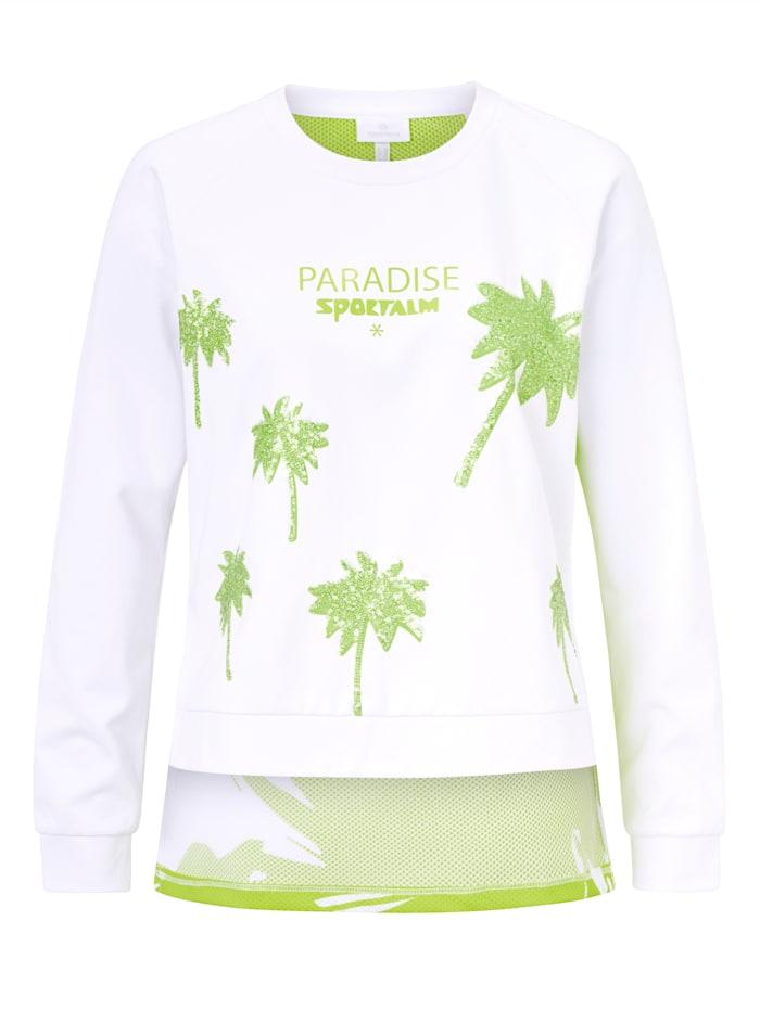SPORTALM Sweatshirt, Grün