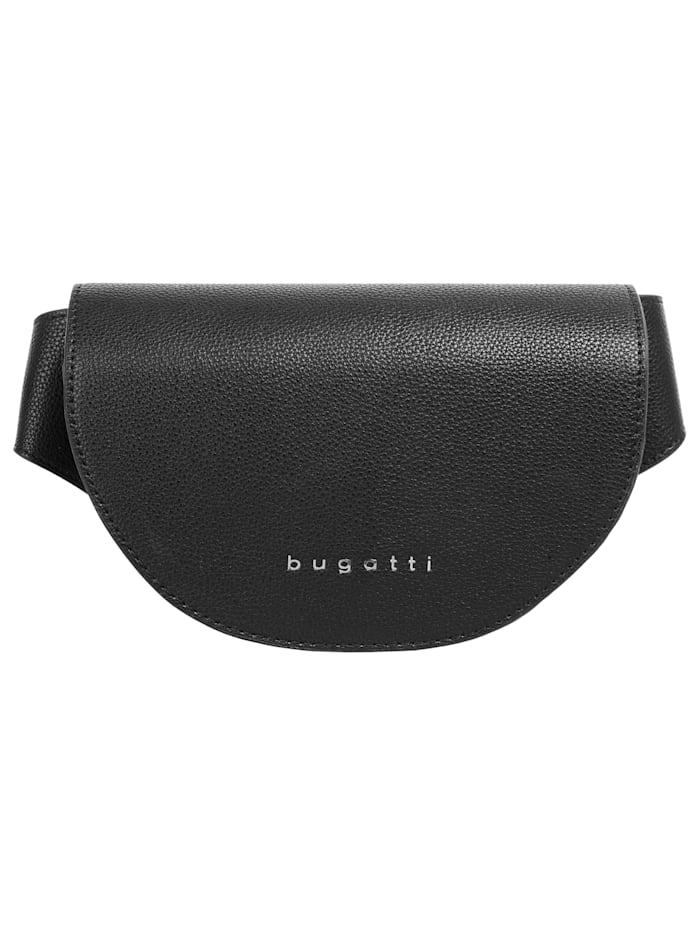 Bugatti Gürteltasche CHIARA, schwarz