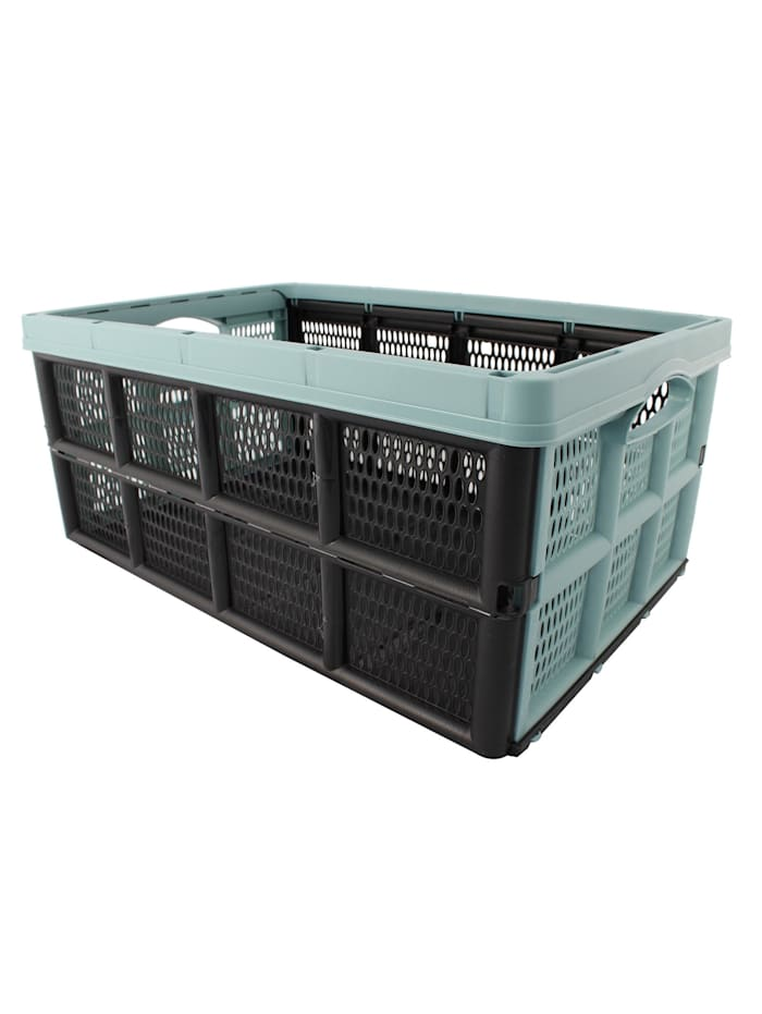HTI-Living Klappbox 32 L mit Henkel, Bunt