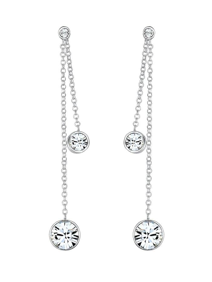 Ohrringe Swarovski® Kristalle 925 Sterling Silber