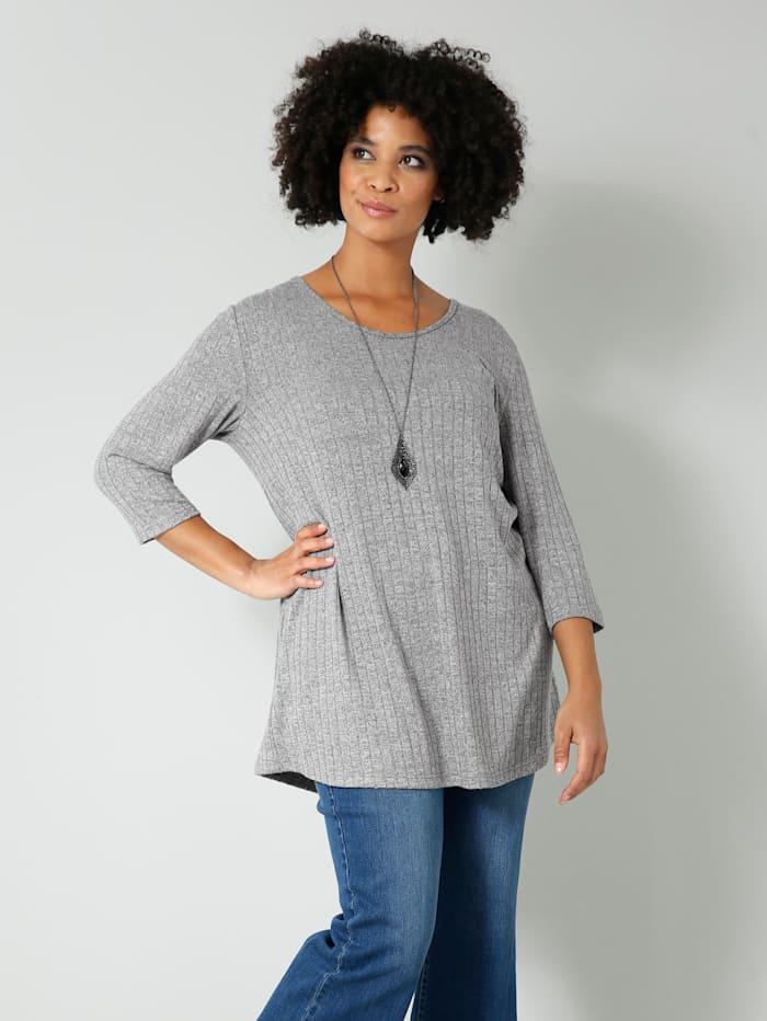 Angel of Style Shirt A-Shape, Grau