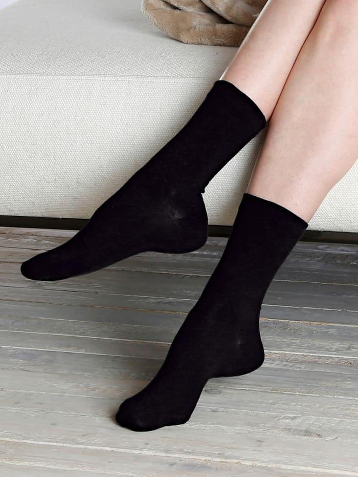 Softrand sokken 2 paar