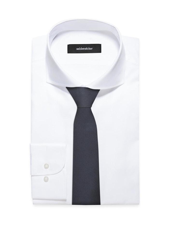 Krawatte ' Schwarze Rose '