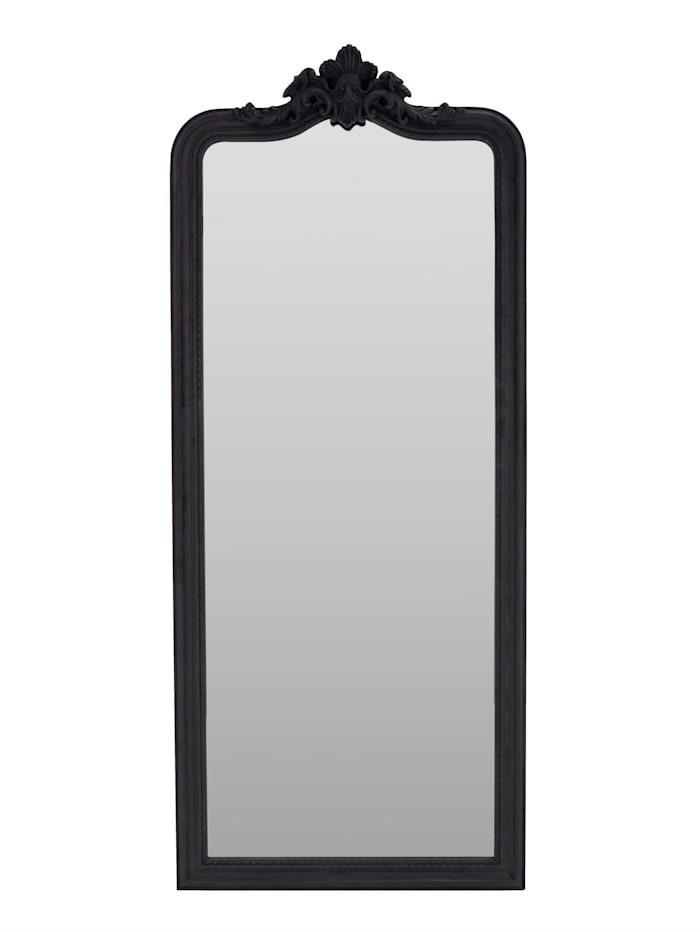 MARAVILLA Spiegel, schwarz