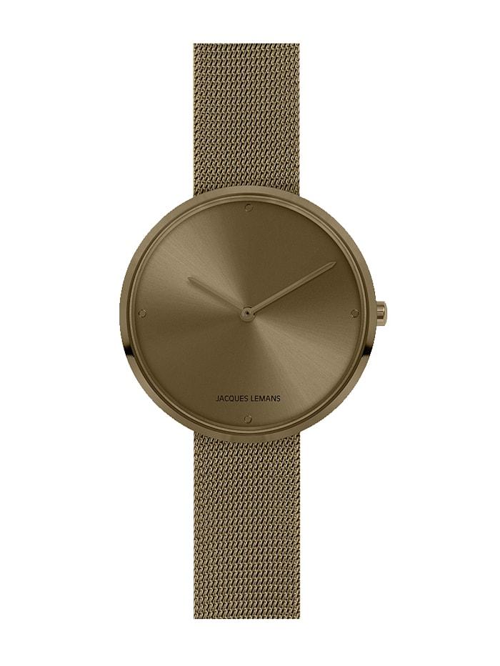 Jacques Lemans Armbanduhren, Bronzefarben