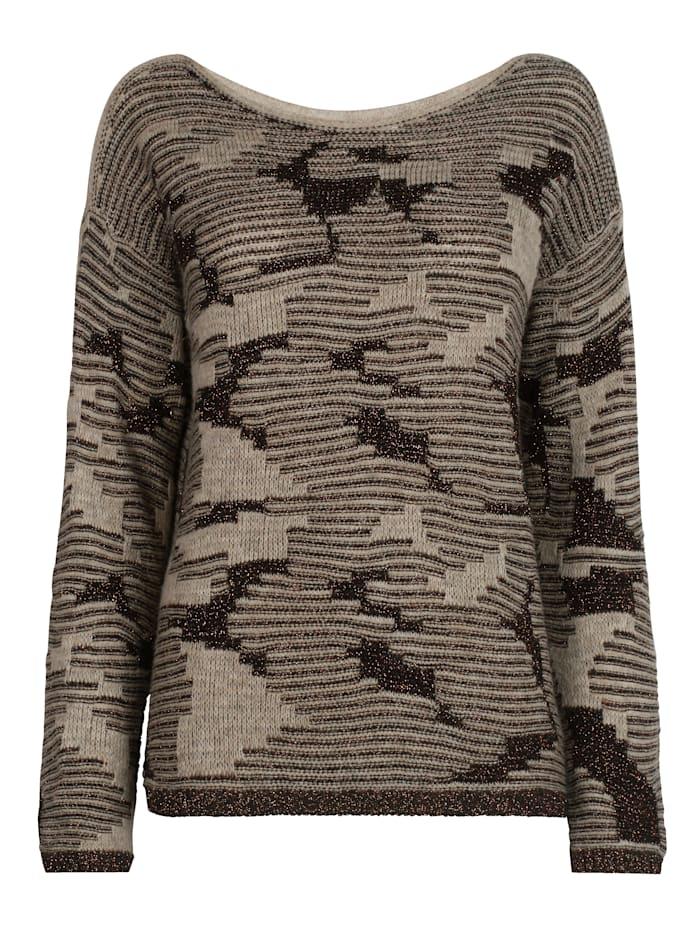 Pullover mit herausragendem Schimmer