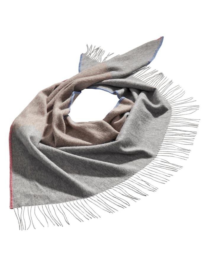 Codello Dreieckstuch, grau