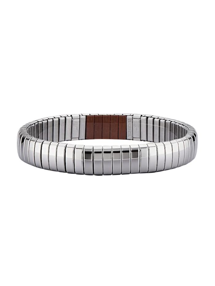 Magnetic Balance Bracelet en acier inoxydable, Coloris argent