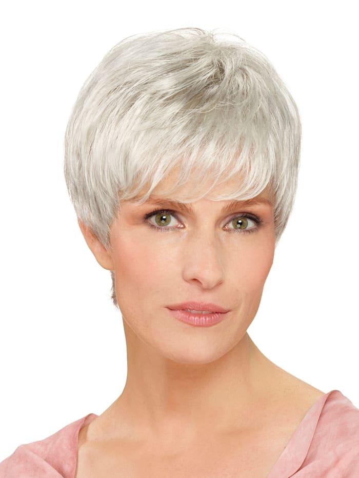 Lofty Perruque Jana, gris lumineux, nuque plus foncée