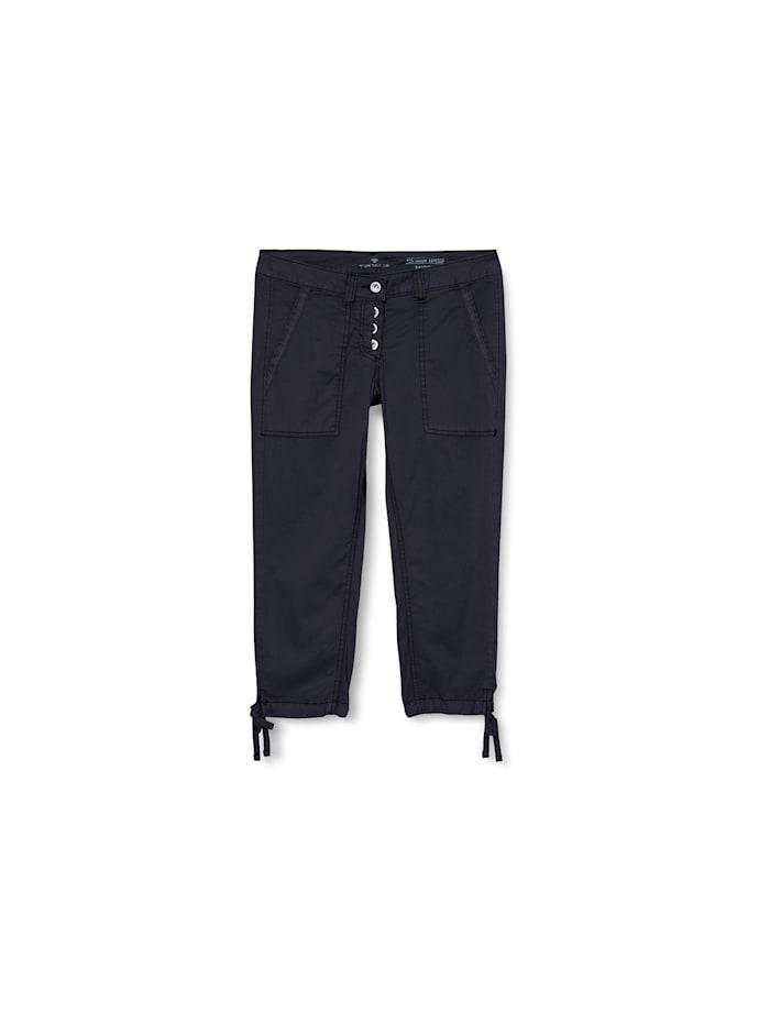 Tom Tailor 3/4 Hosen, blau