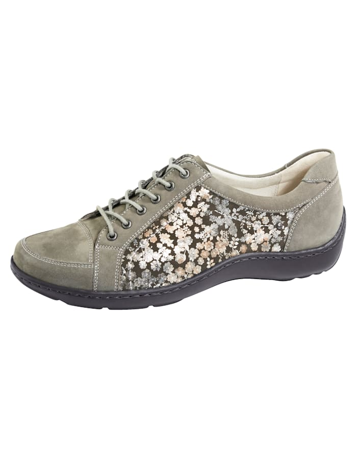 Waldläufer Lace-up shoes, Stone