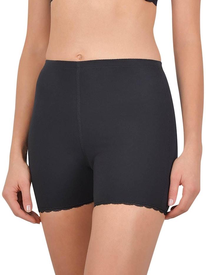 Cybèle Shapewear Kurz Bein Slip, Schwarz