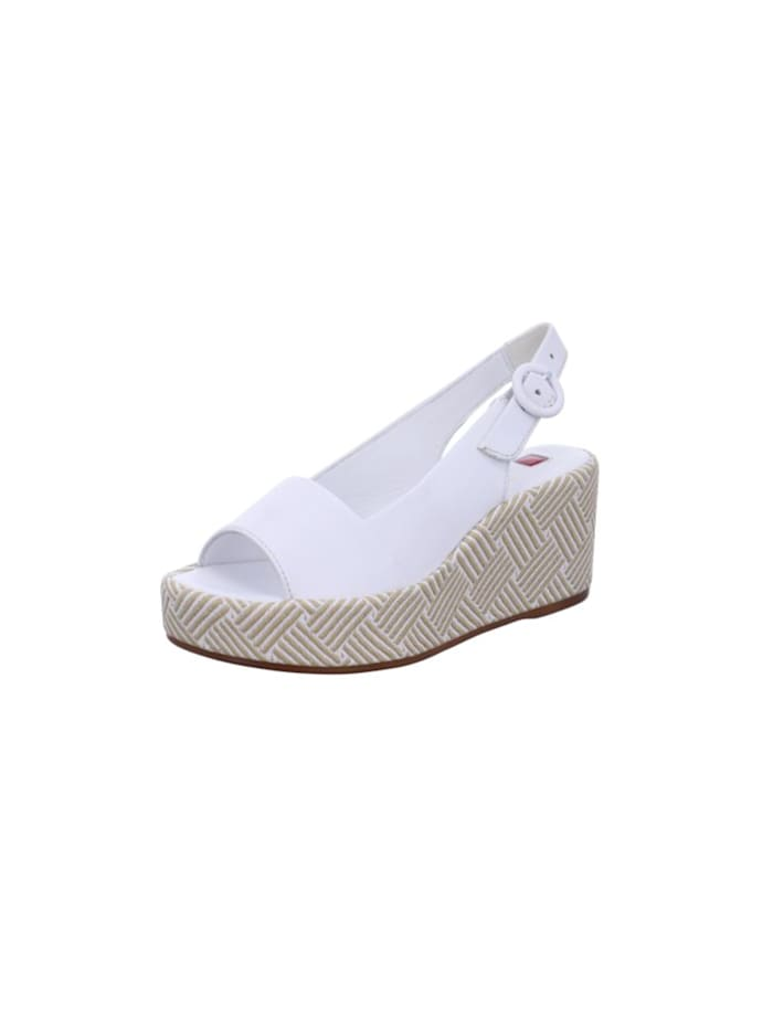 Högl Sandale, weiß