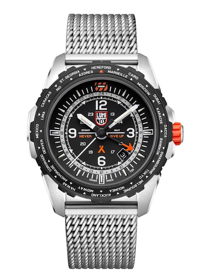 Luminox Piloten-Armbanduhr für Herren Bear Grylls Survival Air, Schwarz