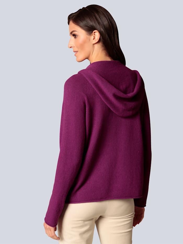 Pullover mit Kapuze