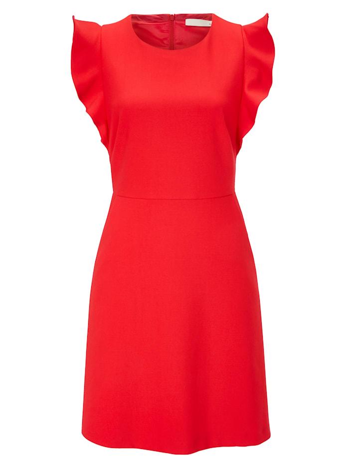 OUI Kleid, Rot