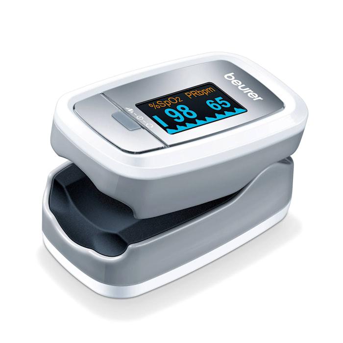 Beurer Pulsoximeter PO 30, Grau