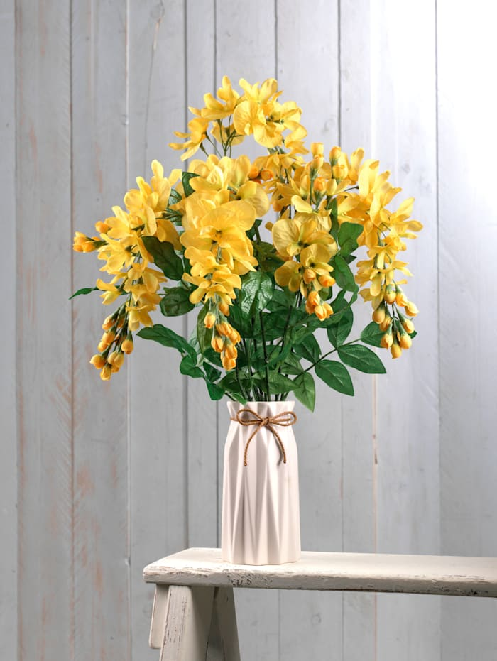 Goudenregen in vaas