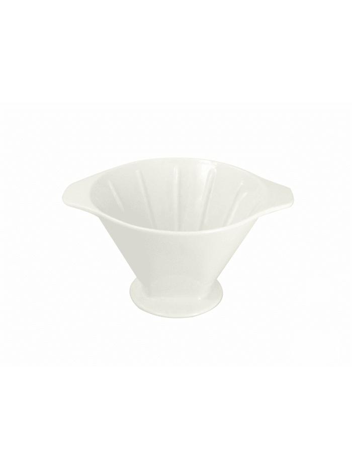 Neuetischkultur Kaffeefilter Größe 4, Weiß