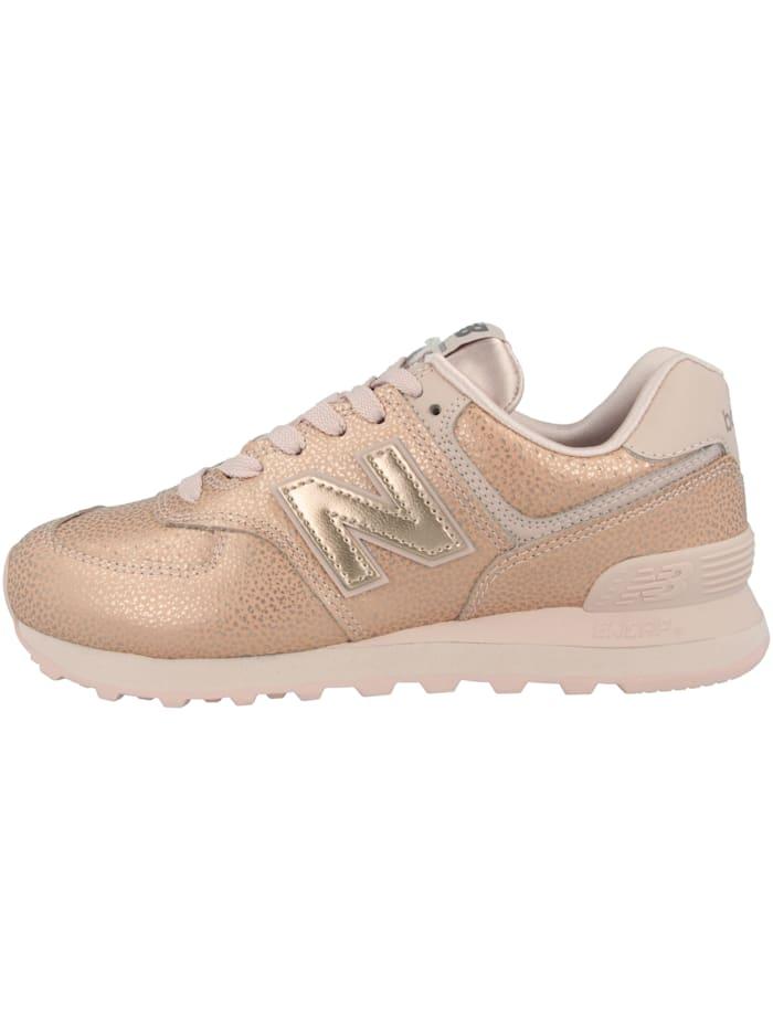 New Balance Sneaker low WL 574, rosa