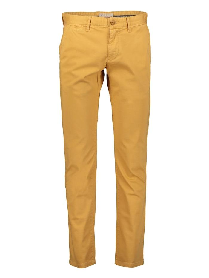 Redpoint modische Slim-fit Stretch Chino Jasper, yellow