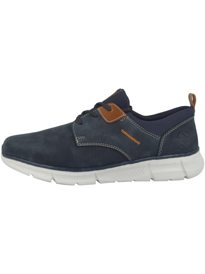 Rieker Sneaker low B6163, blau