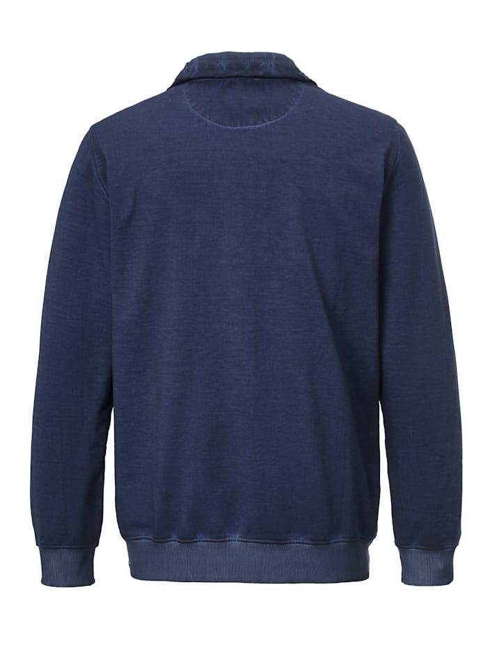 Sweatshirt Oily Dyed