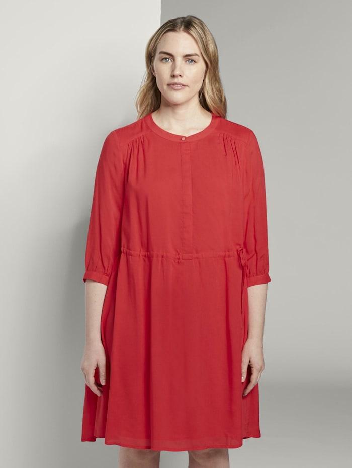 MY TRUE ME by Tom Tailor Kleid mit Stehkragen, Virtual Rec